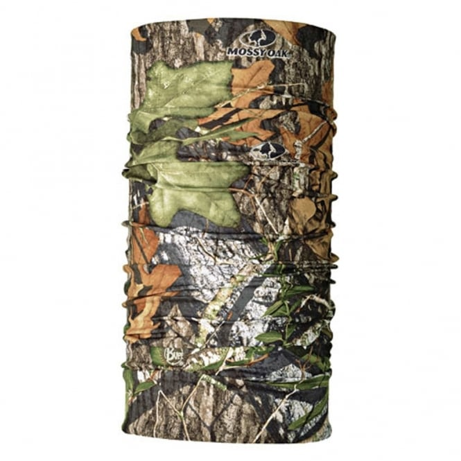 Buff UV Protection Mossy Oak Obsession, Protects from 95% of UV rays