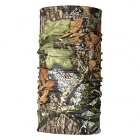 UV Protection Buff Mossy Oak Obsession, Protects from 95% of UV rays