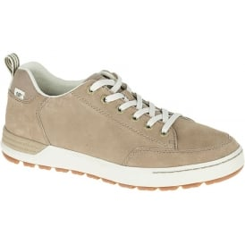 Cat Mens Evasion Shelter, Suede casual trainer
