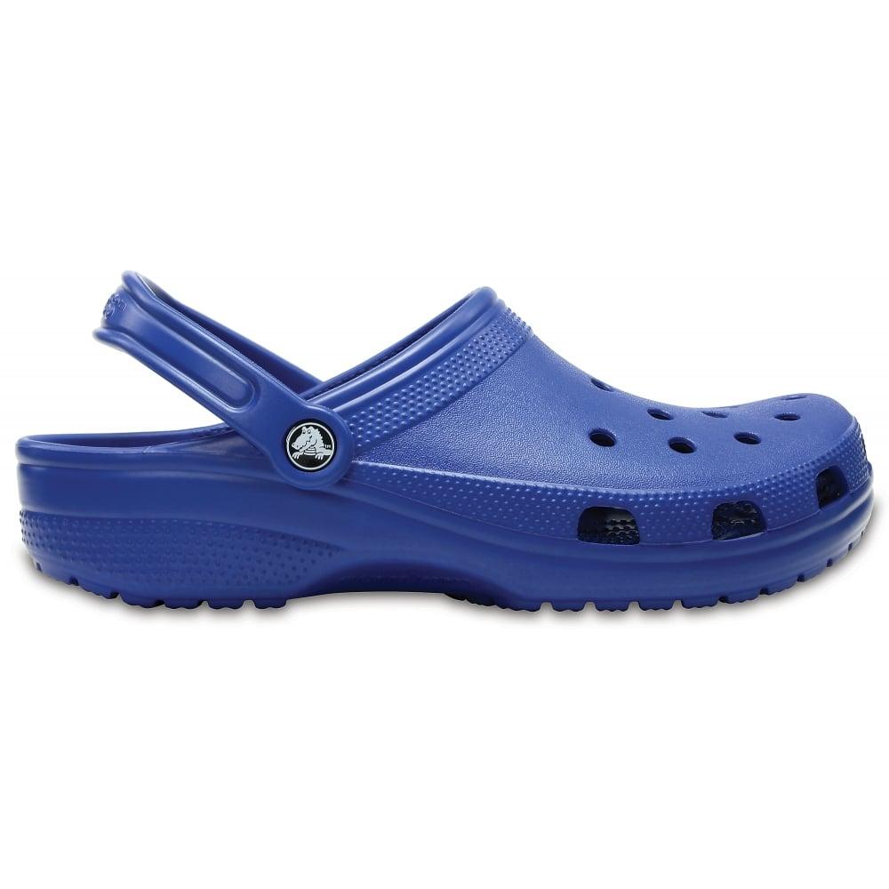 aa1d64a42 Crocs Classic Shoe Blue Jeans