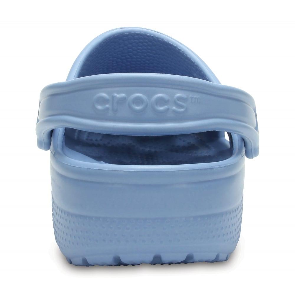 dab5a20917ca57 Crocs Classic Shoe Chambray Blue