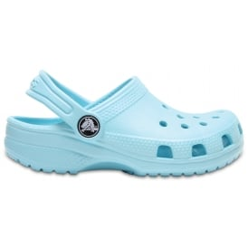 Classic Shoe Ice Blue, Original crocs slip on shoe