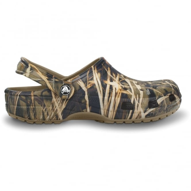 Crocs Adult Classic Realtree, camo inspired