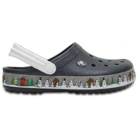 Crocs Adult Crocband Holiday Clog