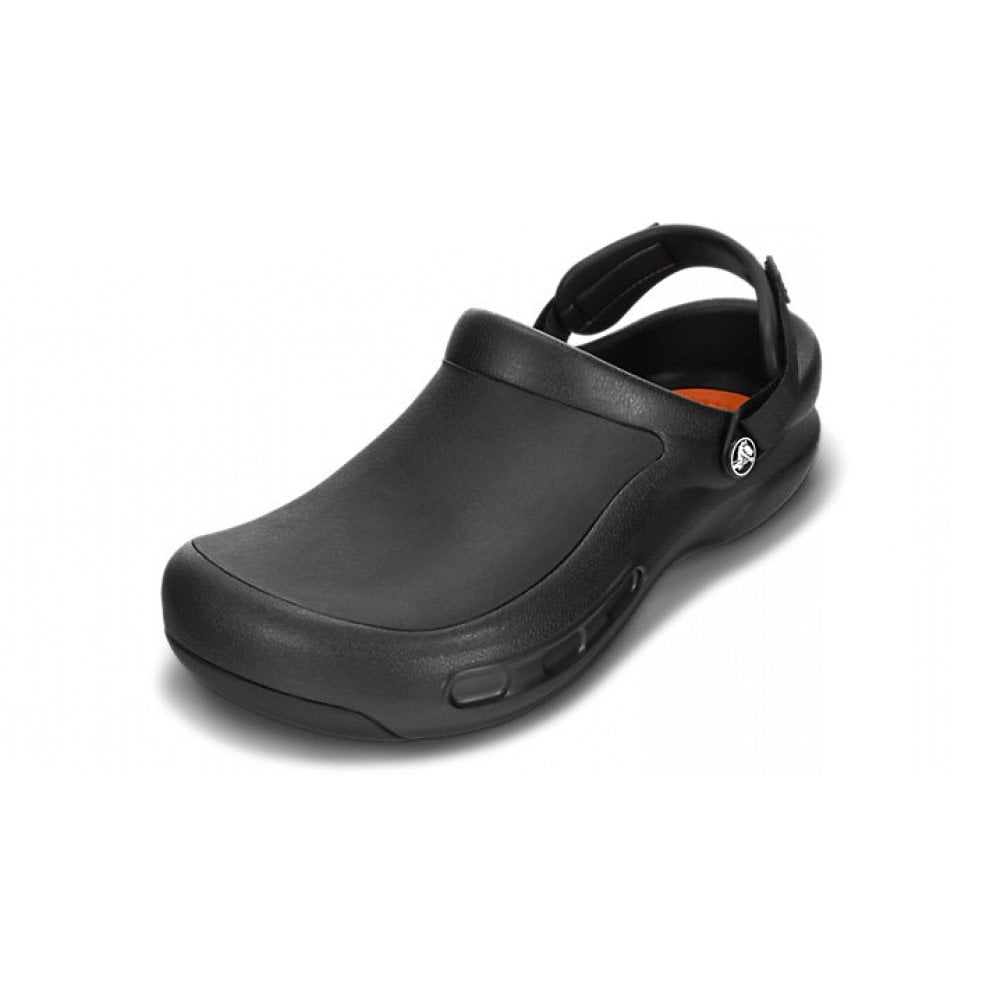 aa3160e597a Bistro PRO Clog Black/Black, work clog with extra protection and comfort