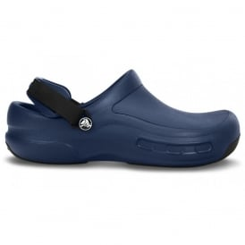 Bistro PRO Clog Navy, work clog with extra protection and comfort
