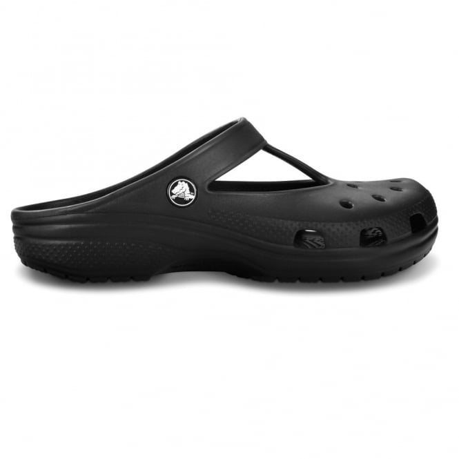 Crocs Candace Clog Black, feminine version of classic