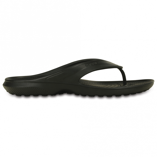 Crocs Classic Flip Black, all the comfort of the Classic Clog but in a flip
