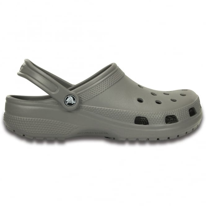 Crocs Classic Shoe Smoke, Original slip on shoe