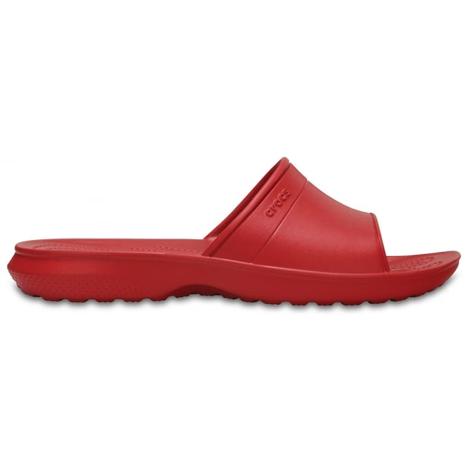 Crocs Classic Slide Pepper, Lightweight versatile slide