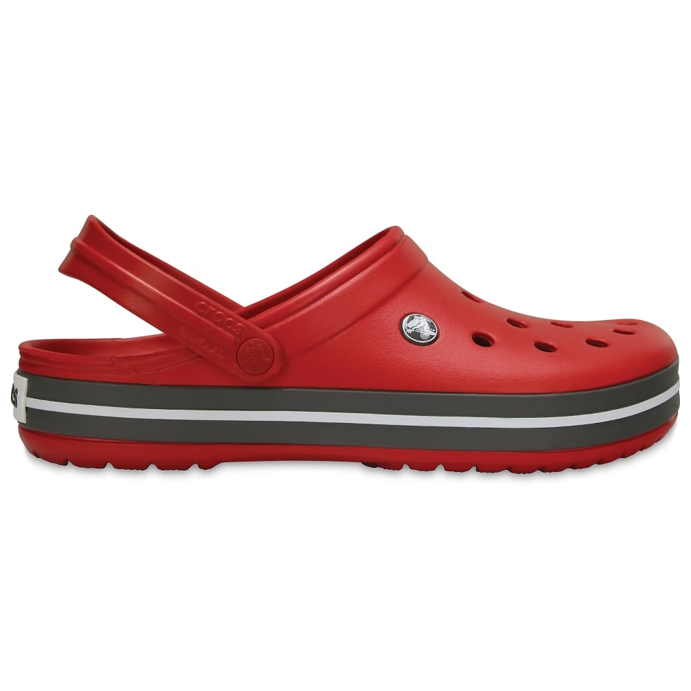 Crocband Shoe Pepper, All the comfort of a Classic but with a Retro look
