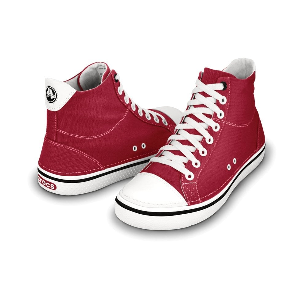 a3c4c74cedd247 Crocs Hover Mid Red
