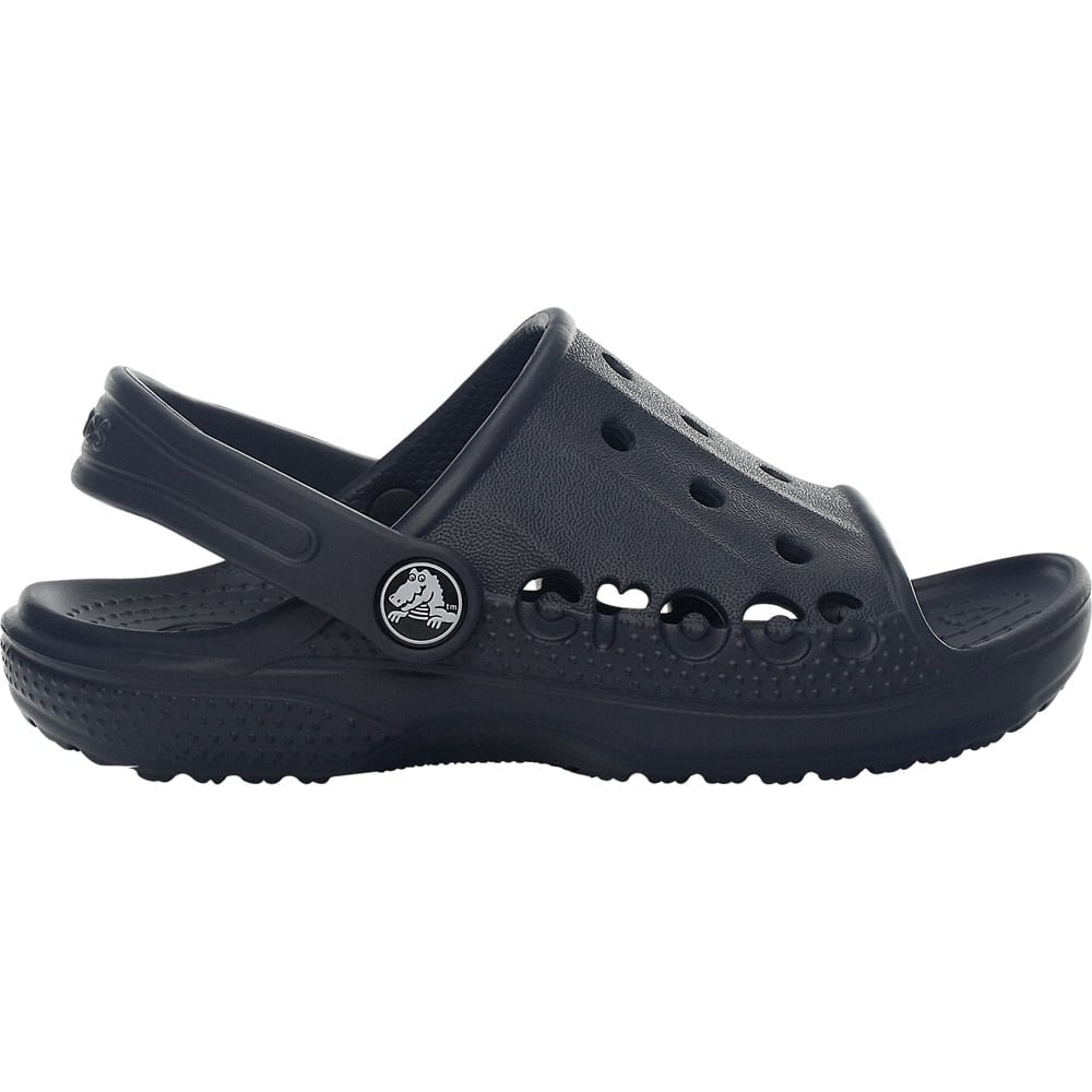 6bf5a332bdb Crocs Kids Baya Slide Navy