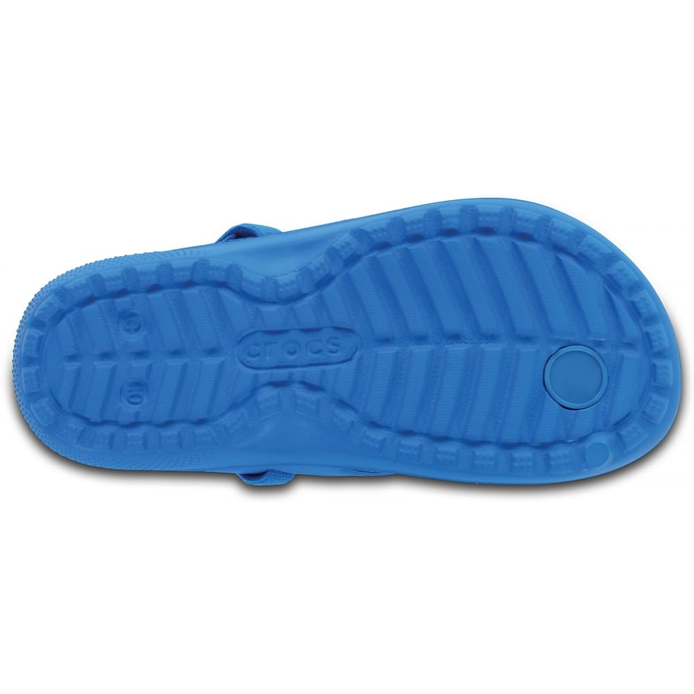 2e78965b8365 Crocs Kids Classic Flip Ocean