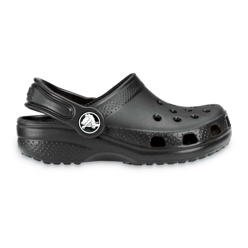 5e30e9dcac261 Crocs Kids Classic Shoe Black, The original kids Croc shoe - Kids ...