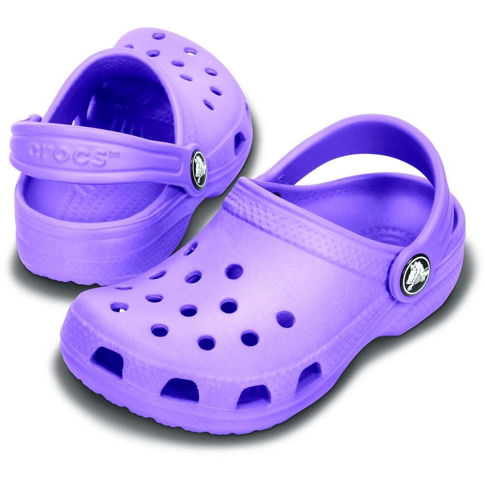 225b7ee01 Crocs Kids Classic Shoe Iris