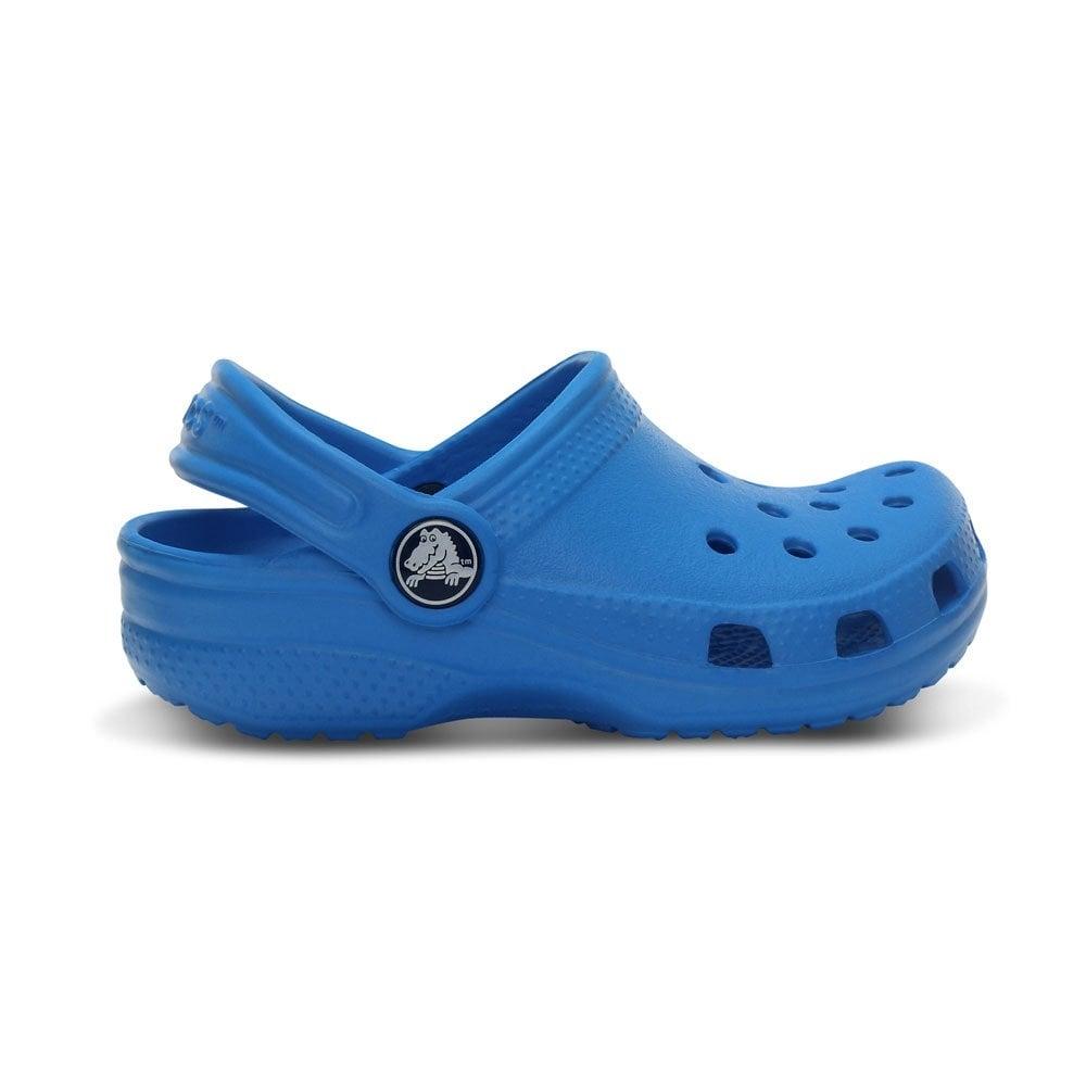 0141aa51bf9 Crocs Kids Classic Shoe Ocean