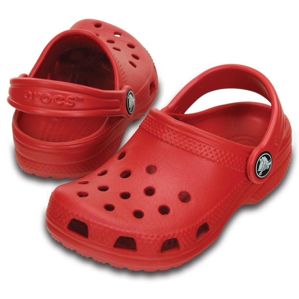 Croc Shoe Decorations Crocs Kids Classic Shoe Pepper The Original Kids Croc Shoe Kids