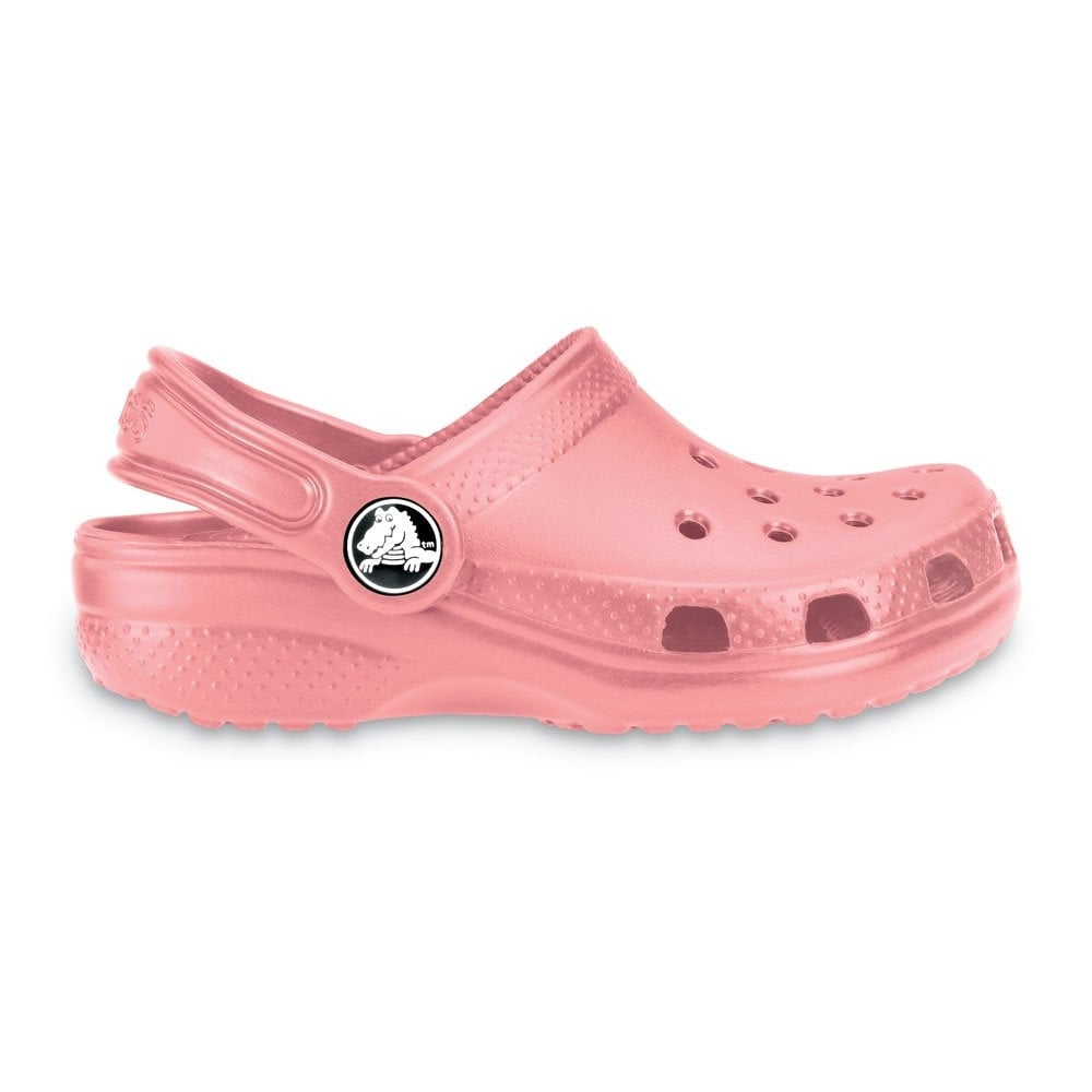 Croc Shoe Decorations Crocs Kids Classic Shoe Pink The Original Kids Croc Shoe Kids