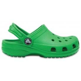 f2b5f561398c Kids Classic Shoe (SS) Grass Green