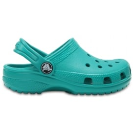 Kids Classic Shoe (SS) Tropical Teal