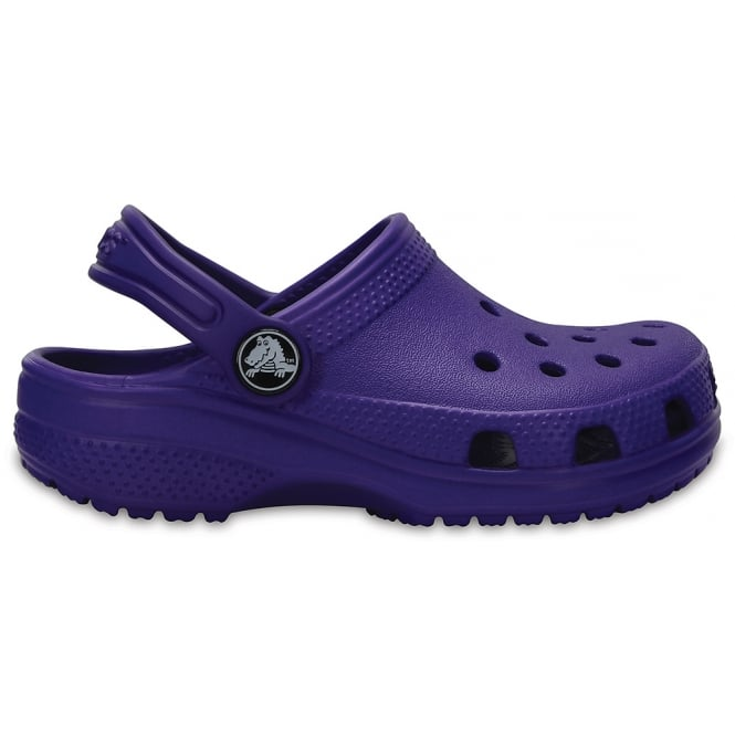 Crocs Kids Classic Shoe (SS) Ultraviolet