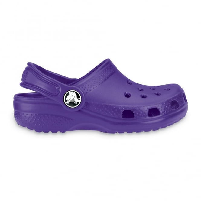 Crocs Kids Classic Shoe Ultraviolet, The original kids Croc shoe