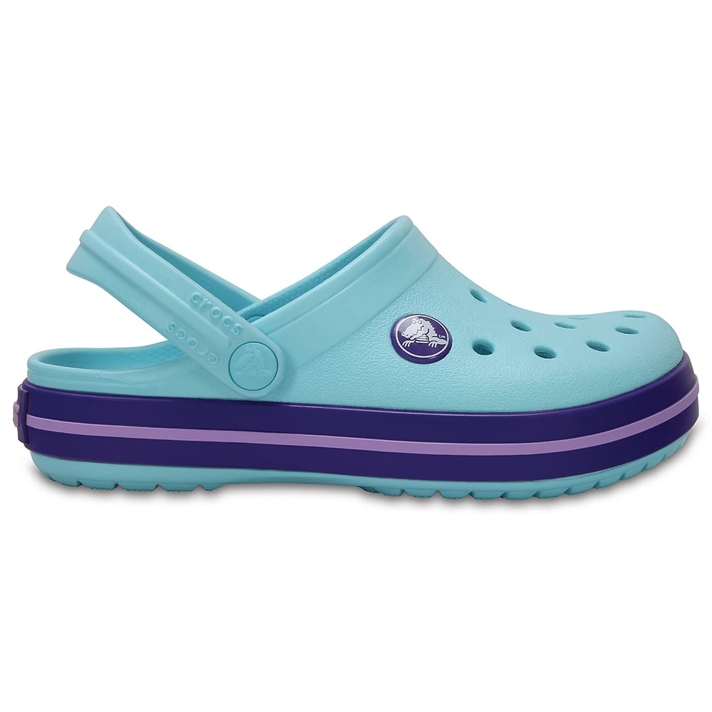 c53f6005fe94 Crocs Kids Crocband Clog (SS) Ice Blue - Kids from Jellyegg UK