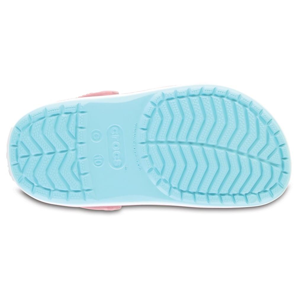 527fb38022a5 Crocs Kids Crocband Clog (SS) Ice Blue White - Kids from Jellyegg UK