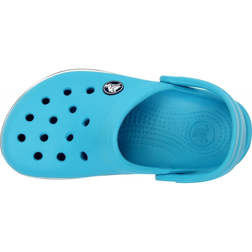 8de9a84dcf Crocs Kids Crocband Shoe Surf Navy