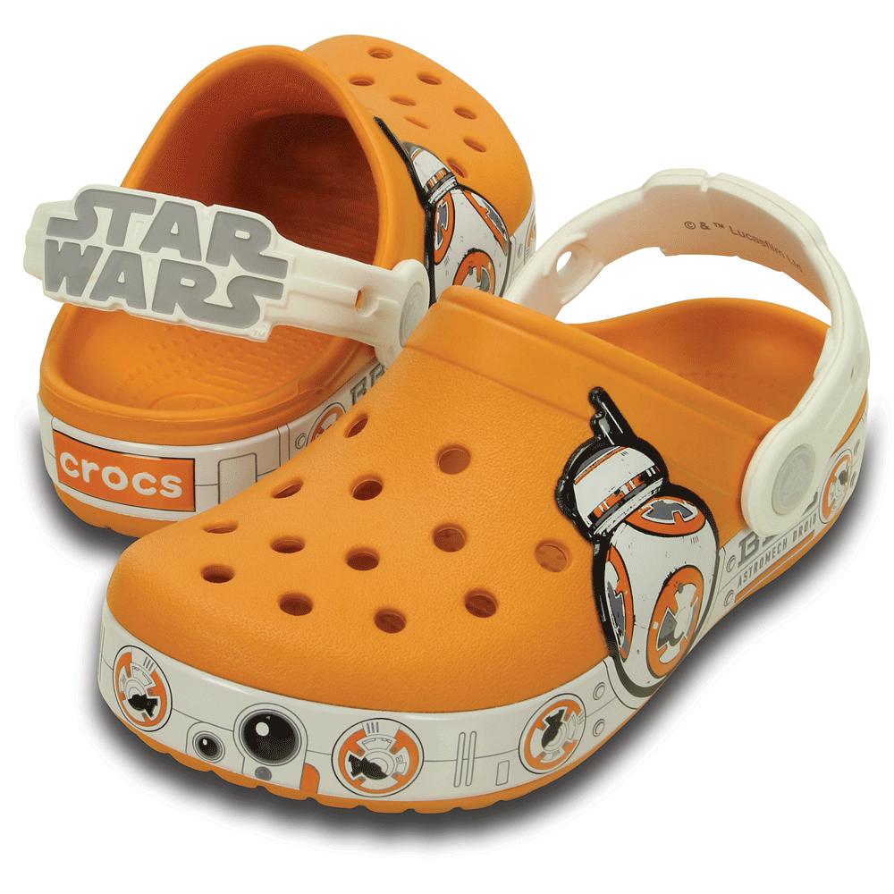 Crocs Kids Crocband Star Wars Hero BB-8 Clog 5ea8a3f62e