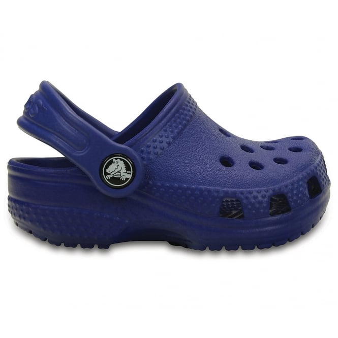 Crocs Kids Littles Cerulean Blue, Classic croc in miniture!