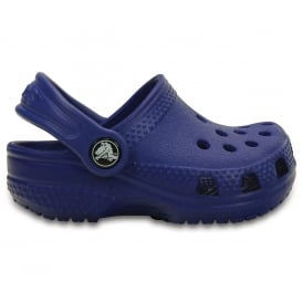 Kids Littles Cerulean Blue, Classic croc in miniture!