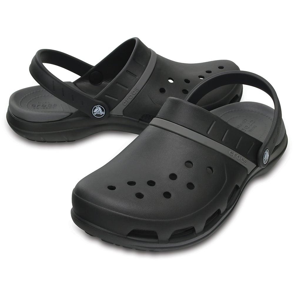 stable quality hot products modern techniques Crocs Modi Sport Clog Black/Graphite, Dual Density comfort sport clog
