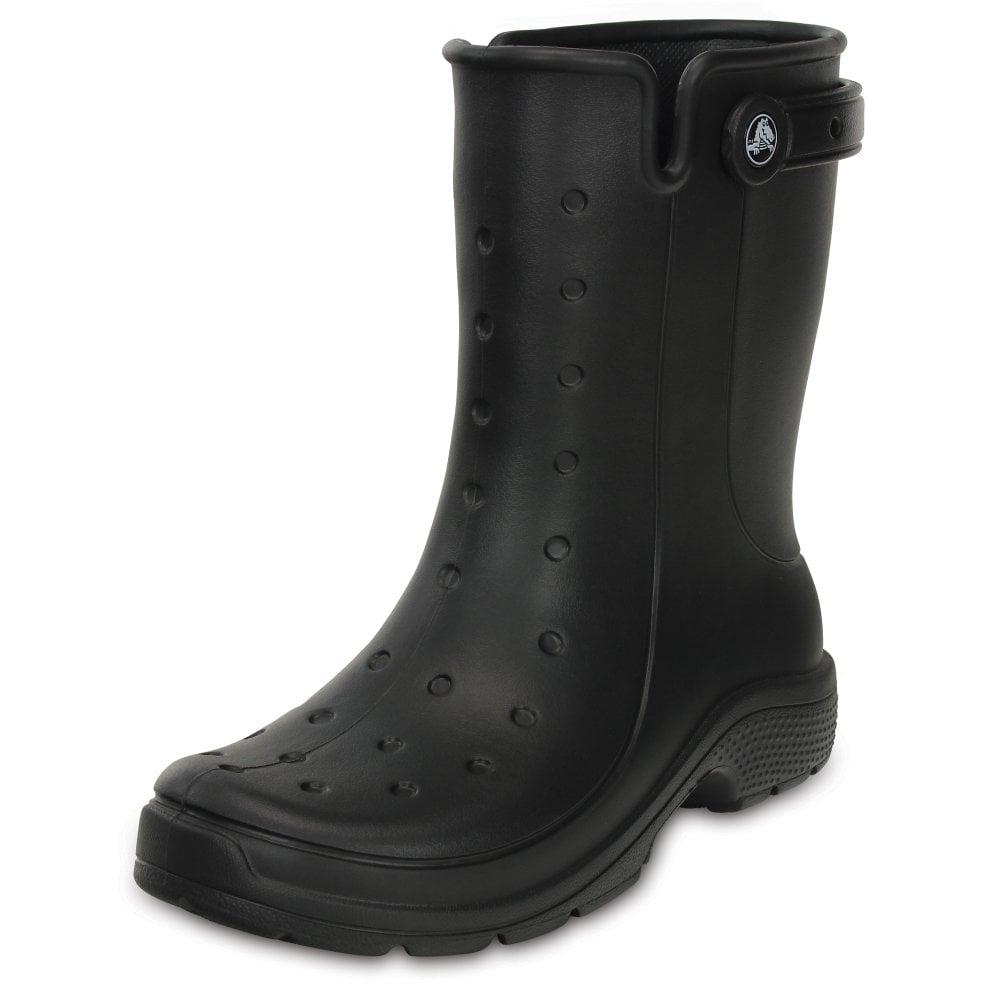 0e515133f Crocs Reny II Black