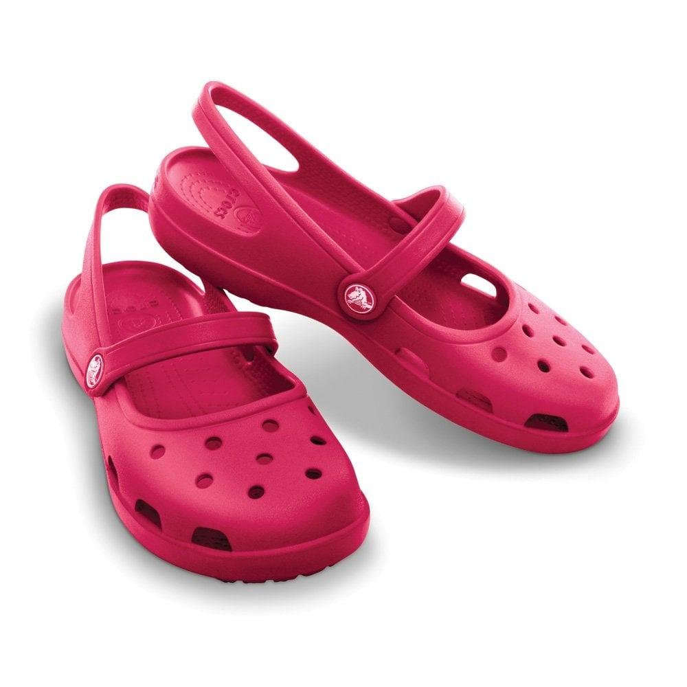Crocs Shayna Raspberry, A Mary-Jane