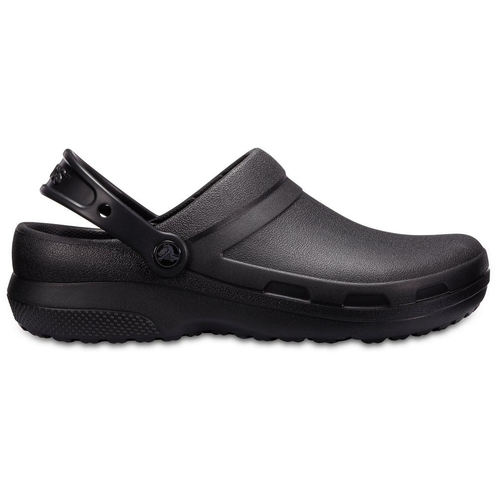 501715390 Crocs Specialist II work clog Black - Women from Jellyegg UK