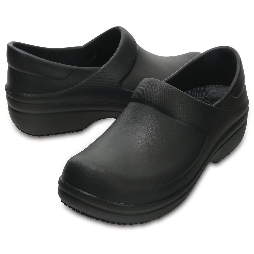 0f3f5c2a7 Crocs Women Neria Pro Work Clog Black - Women from Jellyegg UK