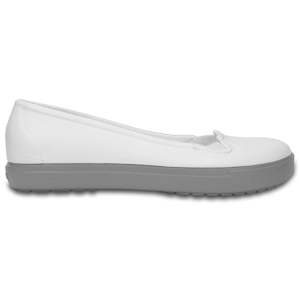 68480c30d Crocs Womens Citilane Flat White - Women from Jellyegg UK