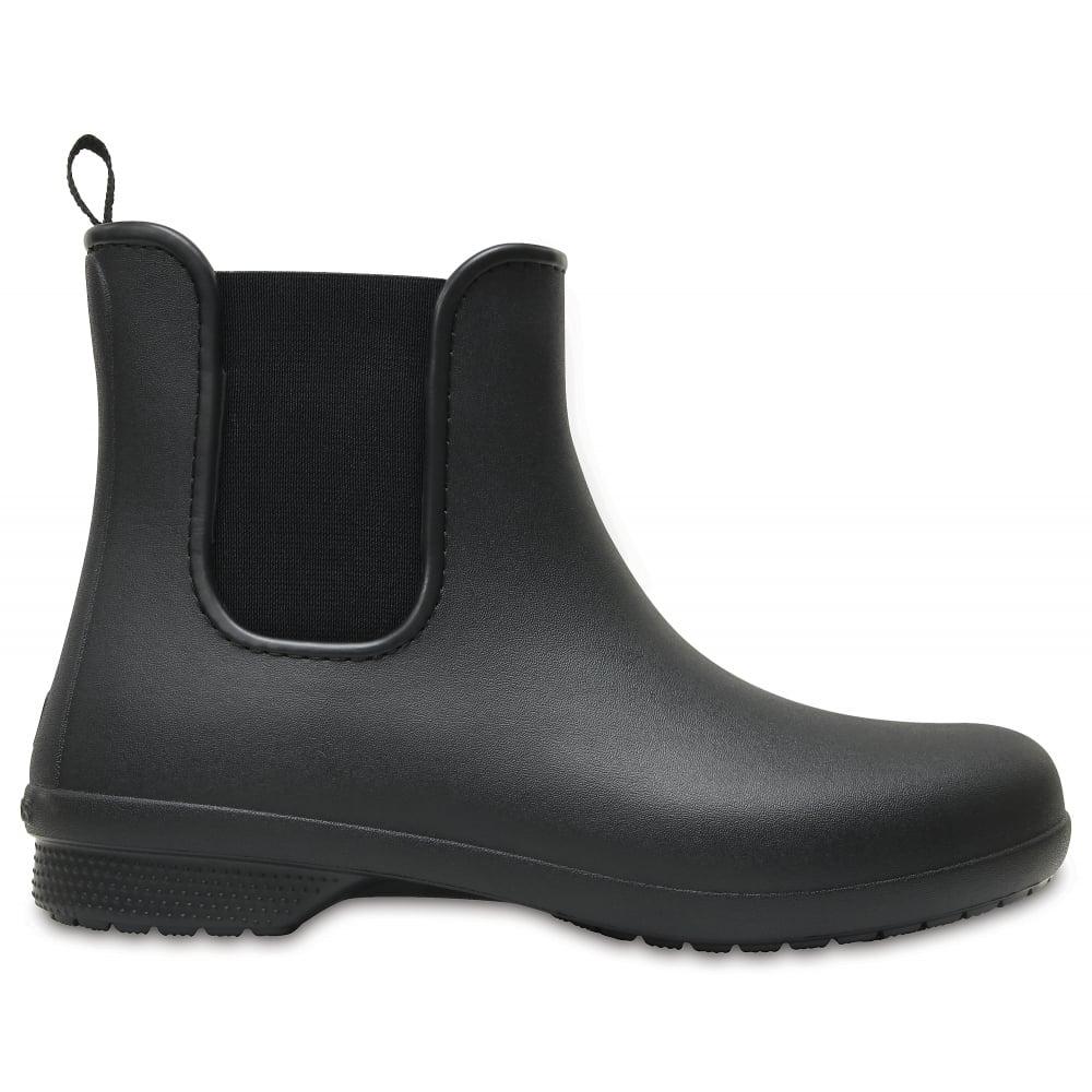 0787a8a5e Crocs Women s Freesail Chelsea Boot Black - Women from Jellyegg UK