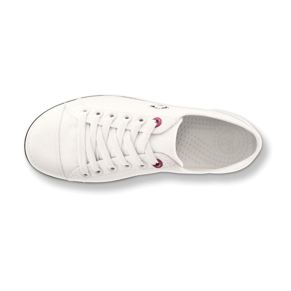 6874c0b2ba4373 Crocs Womens Hover Lace Up Oyster