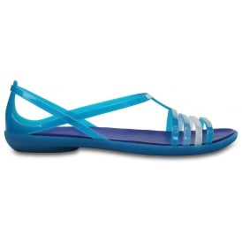 Womens Isabella Sandal Turquoise/Cerulean Blue
