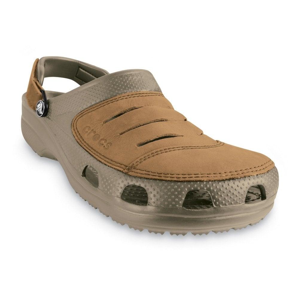 c05bd11d3b26 Crocs Yukon Shoe Khaki