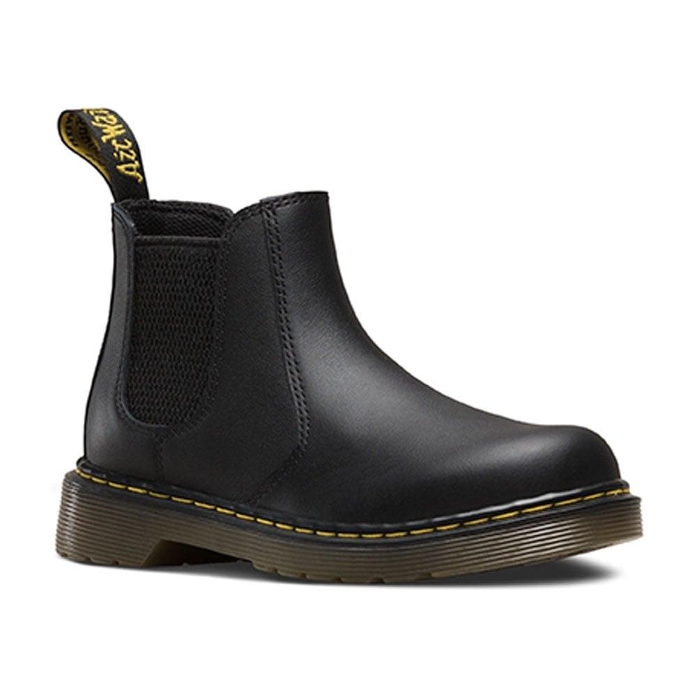 307b69d9a73 Banzai Boot Junior Black, the classic chelsea boot made for smaller feet