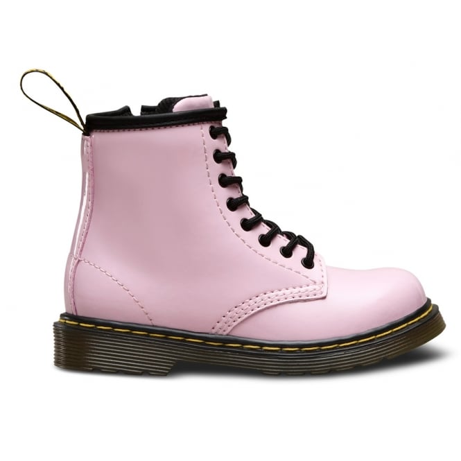 Dr Martens Brooklee Boot Patent Baby