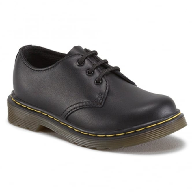 Dr Martens Colby Shoe Black Infant