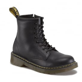 Delaney Boot Black, the classic for tiny feet