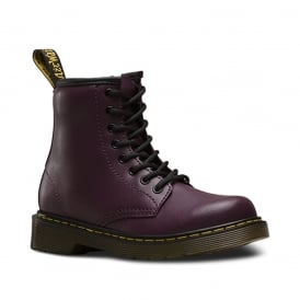 Delaney Boot Purple, the classic for tiny feet