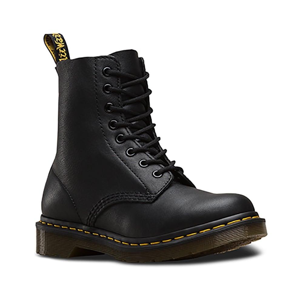 Dr Martens Pascal Virginia Boot Black