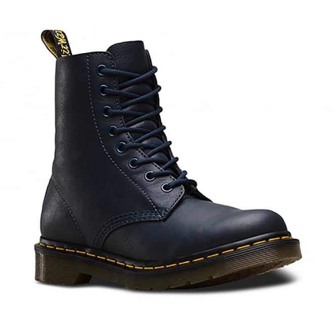 Dr Martens Pascal Virginia Boot Blue
